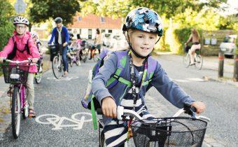 Vstupy do koncepcie rozvoja cyklistickej dopravy v obci